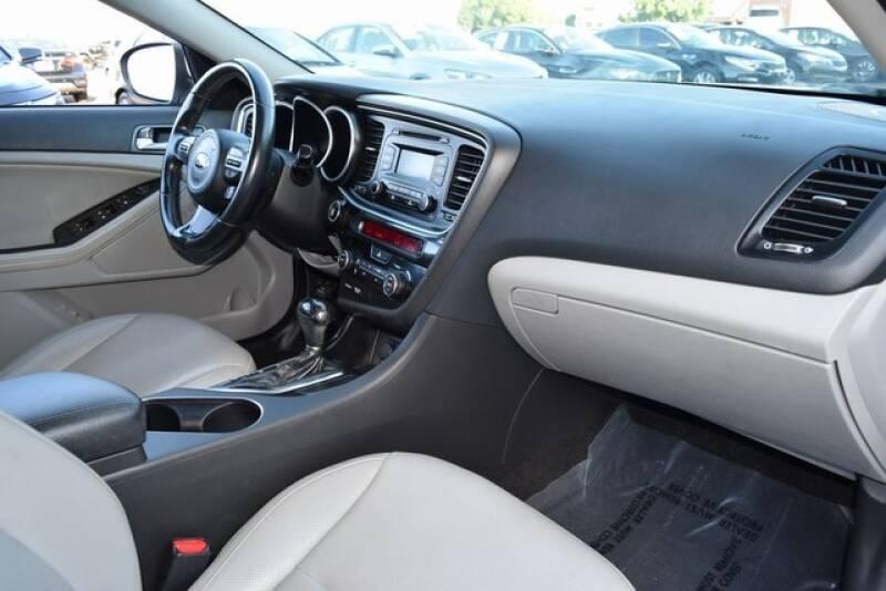 2015 Kia Optima EX 4dr Sedan - Indianapolis IN