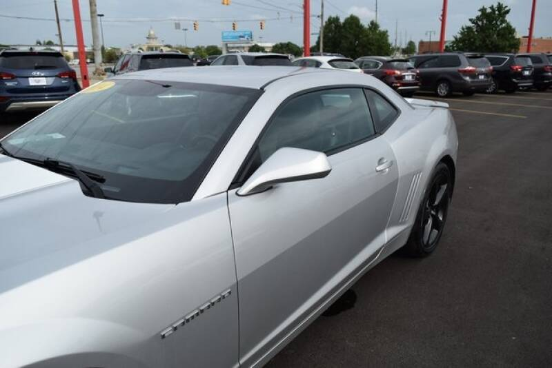 2014 Chevrolet Camaro SS 2dr Coupe w/2SS - Indianapolis IN