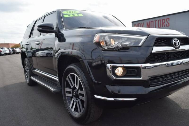 2018 Toyota 4Runner AWD Limited 4dr SUV - Indianapolis IN