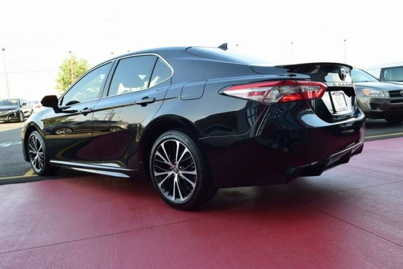 2019 Toyota Camry SE 4dr Sedan - Indianapolis IN