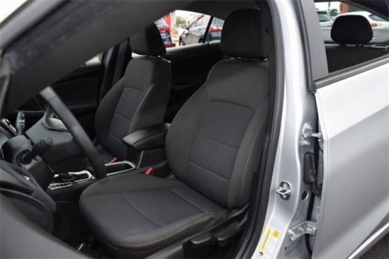 2017 Chevrolet Cruze LS Auto 4dr Sedan - Indianapolis IN