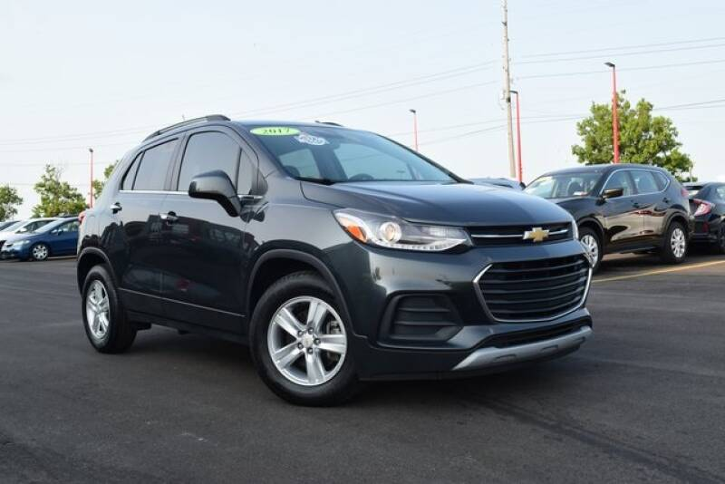 2017 Chevrolet Trax LT 4dr Crossover - Indianapolis IN