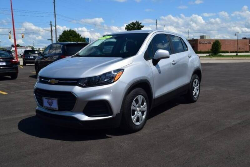 2017 Chevrolet Trax LS 4dr Crossover - Indianapolis IN