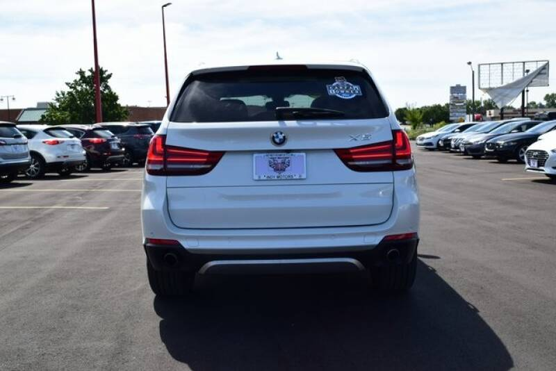 2017 BMW X5 AWD xDrive35i 4dr SUV - Indianapolis IN