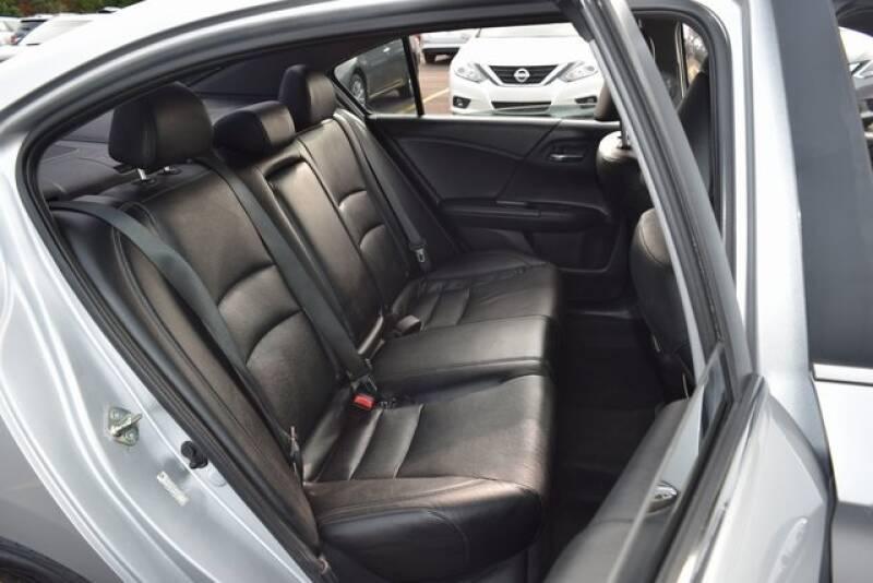 2014 Honda Accord EX-L 4dr Sedan - Indianapolis IN