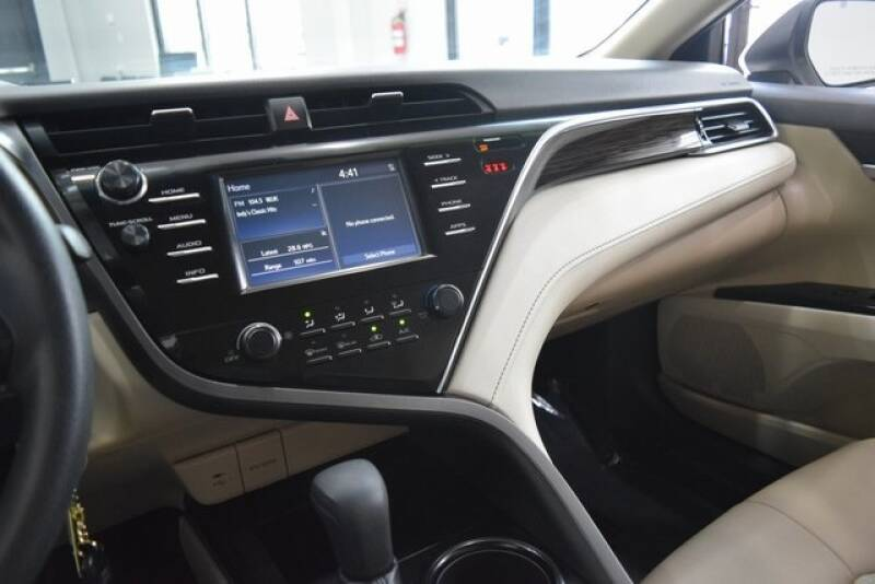 2018 Toyota Camry LE 4dr Sedan - Indianapolis IN