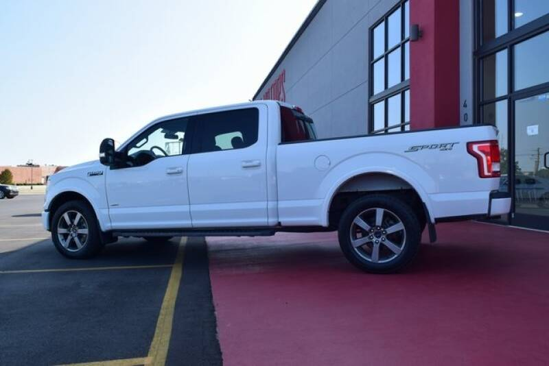 2017 Ford F-150 4x4 XLT 4dr SuperCrew 6.5 ft. SB - Indianapolis IN