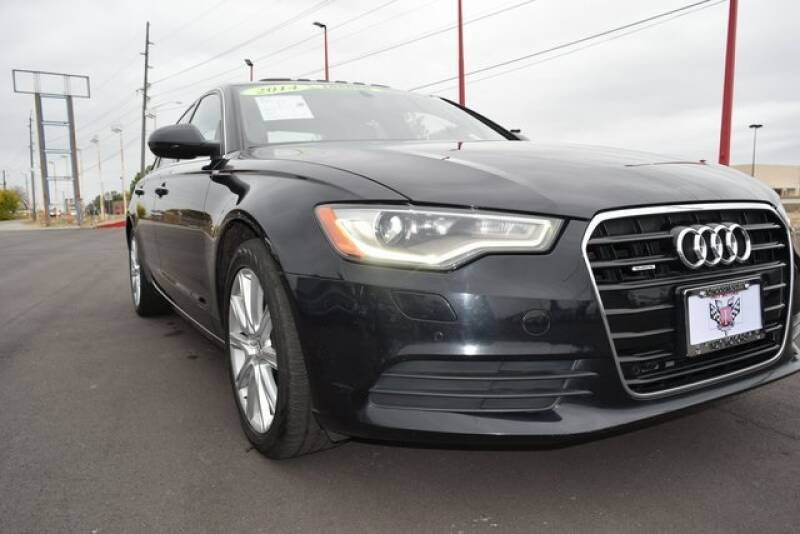 2014 Audi A6 AWD 2.0T quattro Premium Plus 4dr Sedan - Indianapolis IN