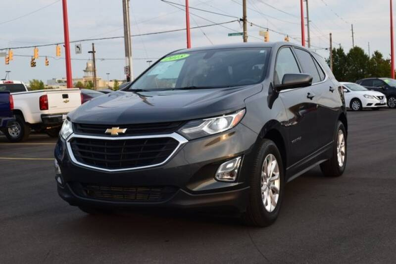 2018 Chevrolet Equinox LT 4dr SUV w/1LT - Indianapolis IN