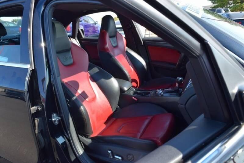 2014 Audi S4 AWD 3.0T quattro Premium Plus 4dr Sedan 7A - Indianapolis IN
