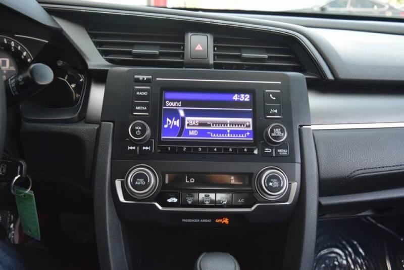 2017 Honda Civic LX 4dr Sedan CVT - Indianapolis IN