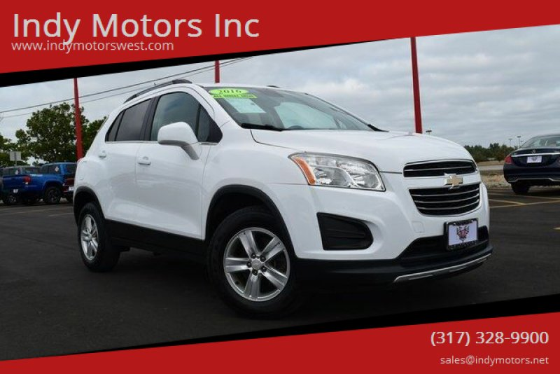 2016 Chevrolet Trax AWD LT 4dr Crossover - Indianapolis IN