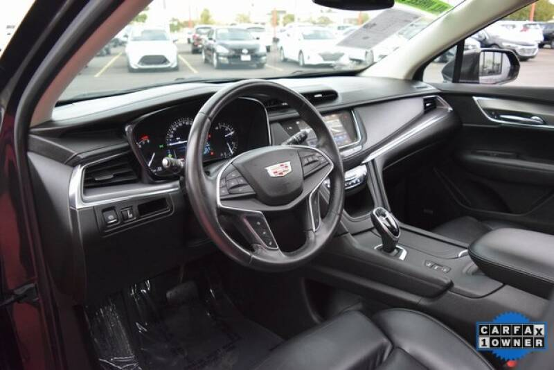 2017 Cadillac XT5 4x4 Premium Luxury 4dr SUV - Indianapolis IN