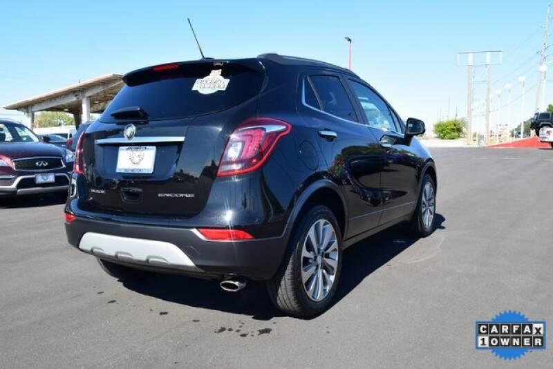 2017 Buick Encore Preferred 4dr Crossover - Indianapolis IN