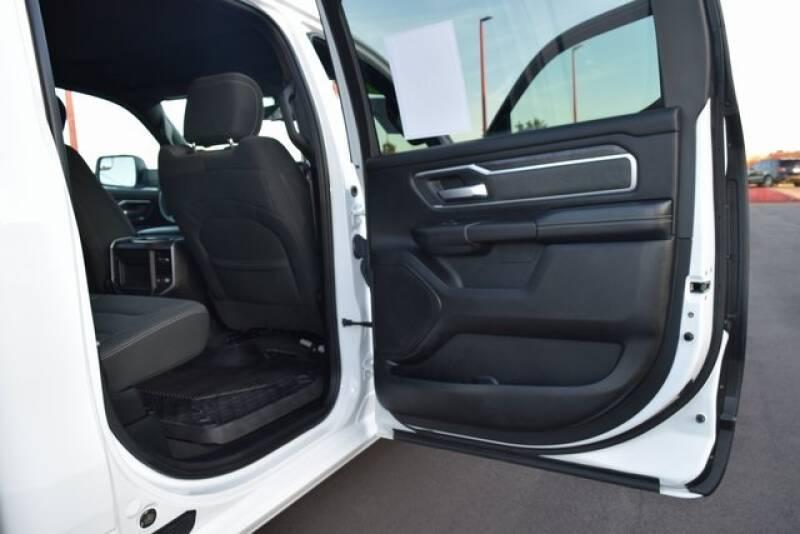 2019 RAM Ram Pickup 1500 4x4 Big Horn 4dr Crew Cab 5.6 ft. SB Pickup - Indianapolis IN