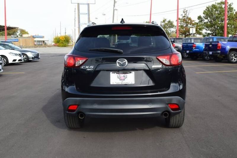 2014 Mazda CX-5 AWD Grand Touring 4dr SUV - Indianapolis IN