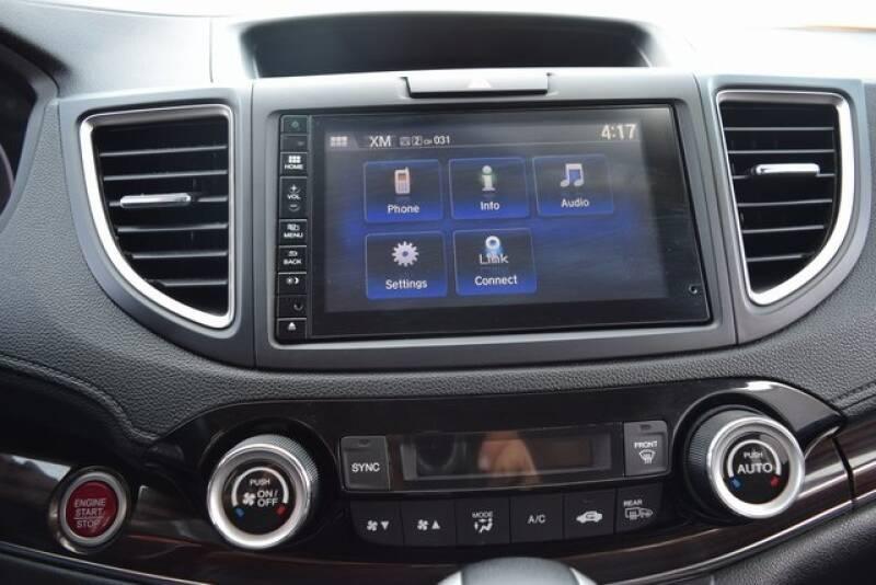 2015 Honda CR-V AWD EX-L 4dr SUV - Indianapolis IN