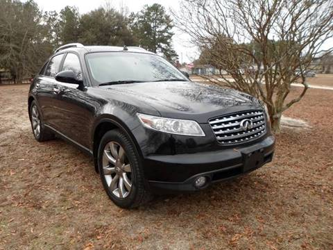 Infiniti fx35 for sale in north carolina carsforsale 2004 infiniti fx35 for sale in fayetteville nc sciox Images