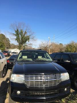 2008 Lincoln Navigator for sale in Fayetteville, NC