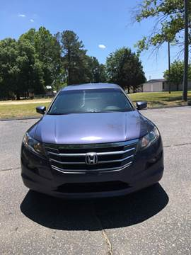2012 Honda Crosstour for sale in Fayetteville, NC