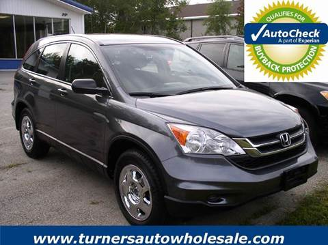2011 Honda CR-V for sale at Turner's Auto Wholesale in Exeter NH