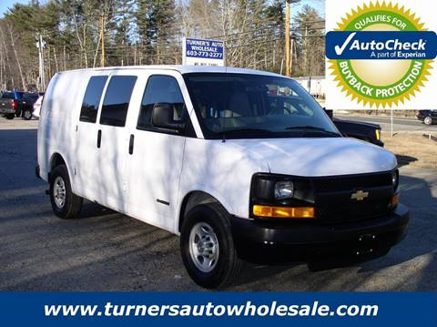 2006 Chevrolet Express Cargo for sale in Exeter, NH