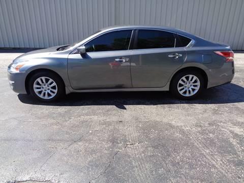 2015 Nissan Altima for sale in Lansing, KS