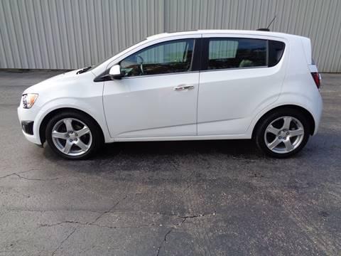 2015 Chevrolet Sonic for sale in Lansing, KS