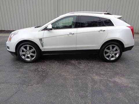 2012 Cadillac SRX for sale in Lansing, KS