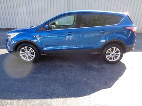 2017 Ford Escape for sale in Lansing, KS