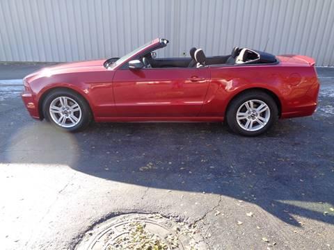 2013 Ford Mustang for sale in Lansing, KS