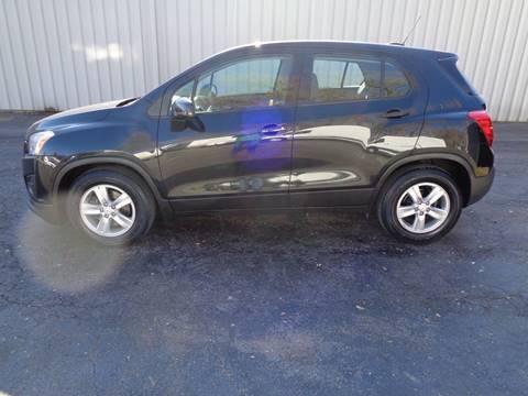 2016 Chevrolet Trax for sale in Lansing, KS
