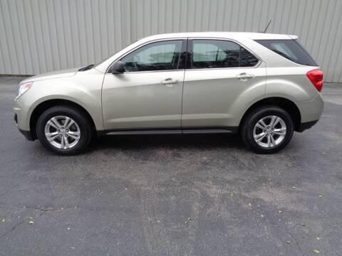 2015 Chevrolet Equinox for sale in Lansing, KS