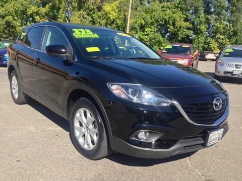 2013 Mazda CX-9 for sale in Fitchburg, MA