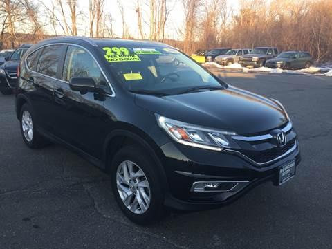 2015 Honda CR-V for sale in Fitchburg, MA