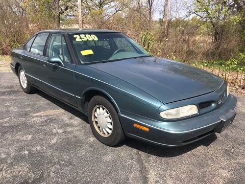 1998 Oldsmobile Eighty-Eight for sale in Fitchburg, MA
