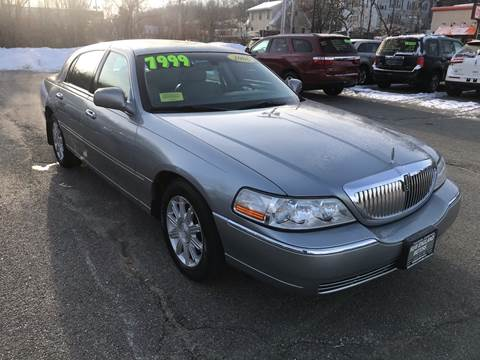 Used Cars Leominster Ma >> 2006 Lincoln Town Car For Sale In Fitchburg Ma
