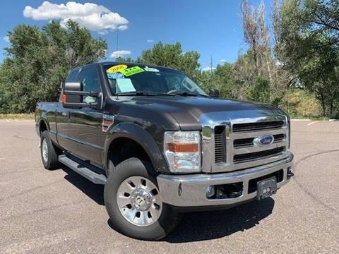 Diesel Trucks For Sale Near Me >> 2008 Ford F 250 Super Duty For Sale In Denver Co