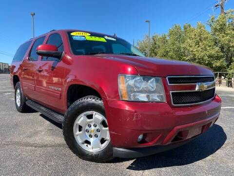 2010 Chevrolet Suburban for sale at UNITED Automotive in Denver CO