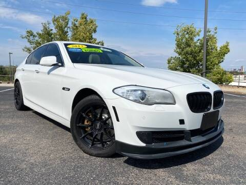 2013 BMW 5 Series for sale at UNITED Automotive in Denver CO