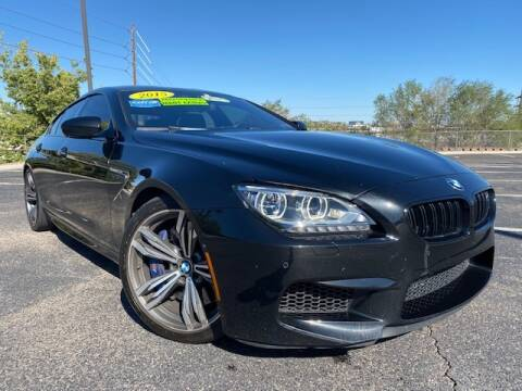 2015 BMW M6 for sale at UNITED Automotive in Denver CO