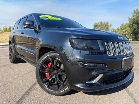 2013 Jeep Grand Cherokee for sale at UNITED Automotive in Denver CO