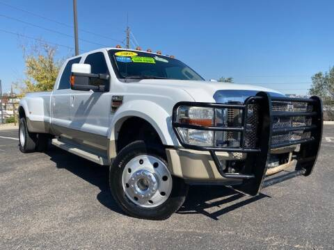 2008 Ford F-450 Super Duty for sale at UNITED Automotive in Denver CO