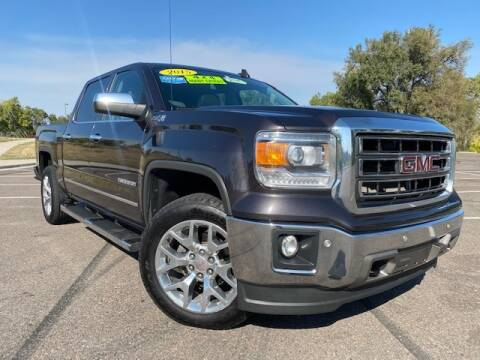 2015 GMC Sierra 1500 for sale at UNITED Automotive in Denver CO