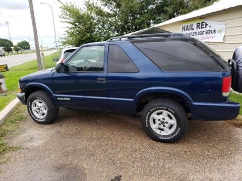 1999 Chevrolet Blazer for sale in Hastings, NE
