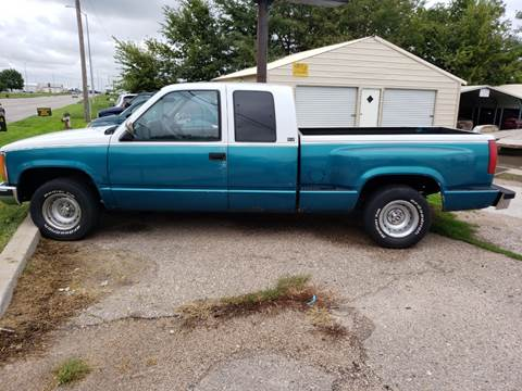 1992 GMC Sierra 1500 for sale in Hastings, NE
