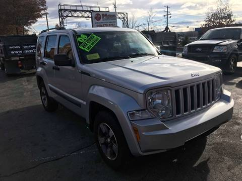 2008 Jeep Liberty for sale in Framingham, MA