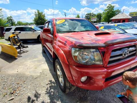 2009 Toyota Tacoma for sale at Mass Auto Exchange in Framingham MA