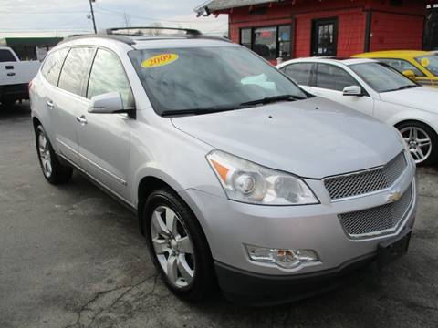 2009 Chevrolet Traverse for sale in Framingham, MA