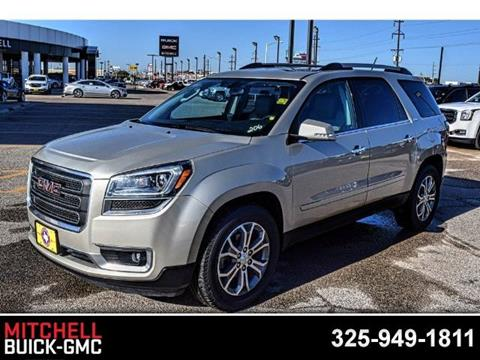 2014 GMC Acadia for sale in San Angelo, TX